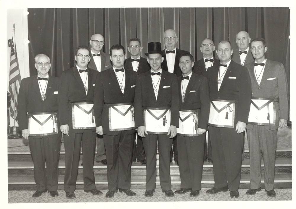 1959 - Evening Shade Lodge No. 312